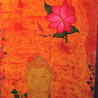 Kanchan Chandar Oil on Canvas