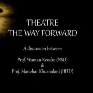 Theatre - The way forward