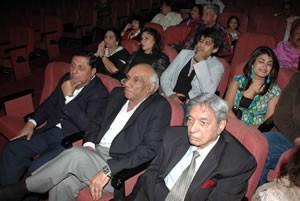 Raj Tilak, Yash Chopra, Music maestro Ravi