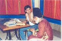 ghalib in ND
