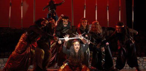 Abhimanyu. the play
