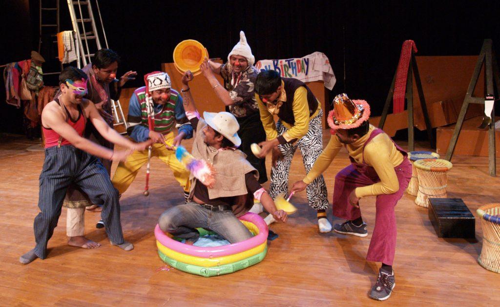 Romeo Juliet & Seven Clowns