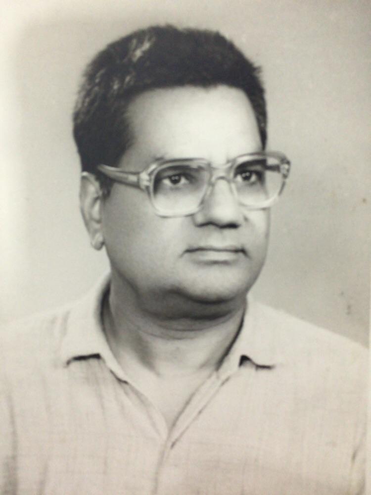 Dr. C. D. Sidhu