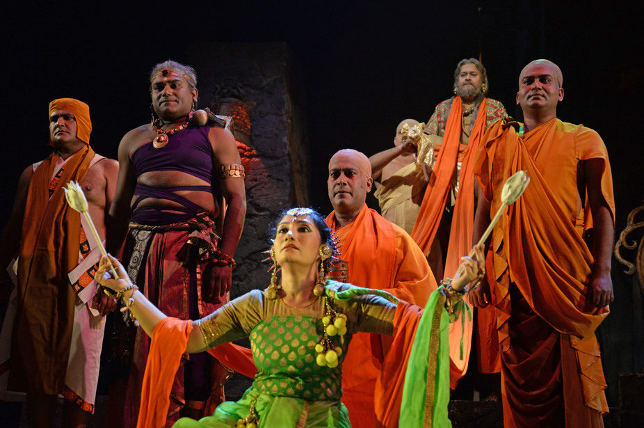"""India: Rangapat Theatre's """"Dharmashoke"""": A New and Fresh Look into  His/Herstory 