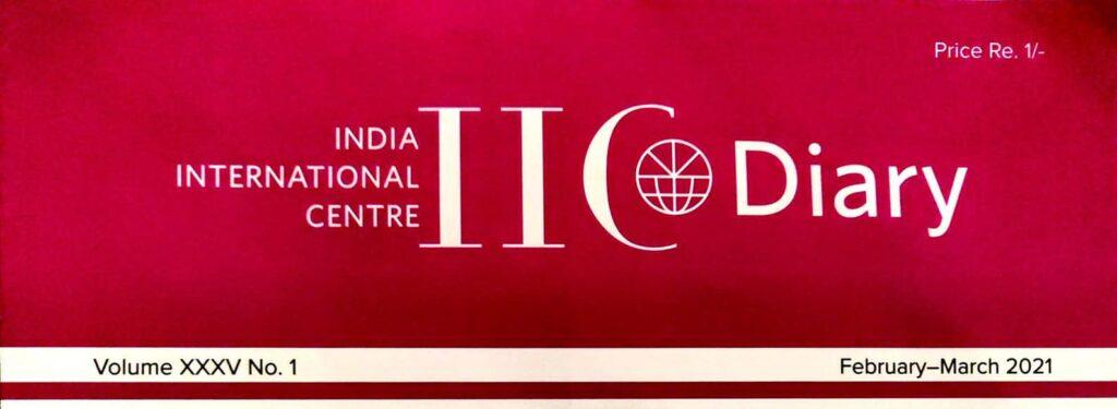 IIC Diary Masthead Feb-Mar 2021
